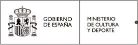 Logotipo Ministerio de Cultura y Deporte